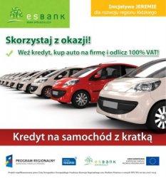 Oferta dla firm: szansa na odliczenie pełnego VAT-u przy zakupie auta z kratką