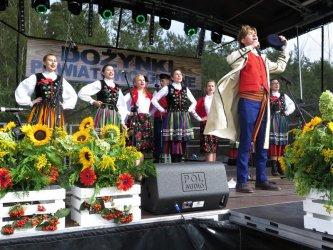 Mieszkańcy powiatu bawili się w Szydłowie