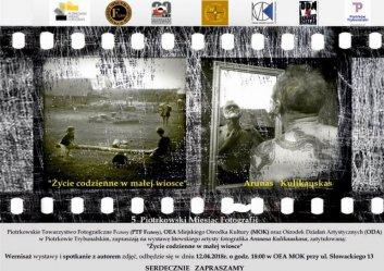 Wystawa zdjęć Litwina w OEA