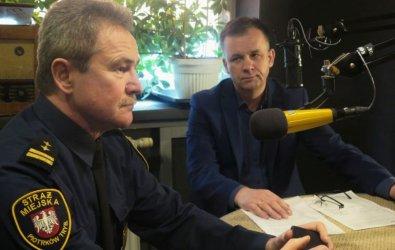 Prezydent Piotrkowa i komendant Straży Miejskiej apelują do piotrkowian (zwłaszcza seniorów)!