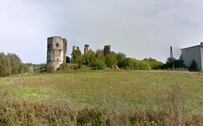 Odkrywamy znane i nieznane – Ruiny zamku w Majkowicach