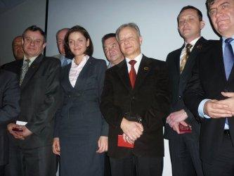 Piotrkowski sędzia wyróżniony przez minister Muchę