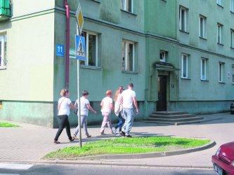 Na Piastowskiej mają niewidzialnego listonosza