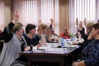 O funduszu sołeckim i dożynkach z sołtysami w gminie Wola Krzysztoporska