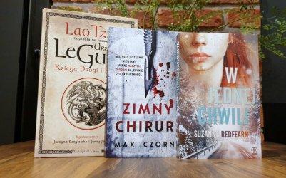 Książka na weekend - walentynki z kryminałem i poezją