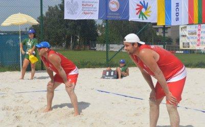 Siatkarze zakończyli drugi dzień mistrzowskich zmagań w Sulejowie
