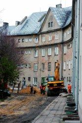 Wspólnota remontuje piotrkowski Pekin