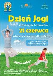 Potrzebujesz wyciszenia? Poćwicz jogę w parku