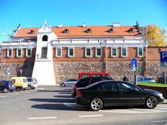 Piotrków: Mury obronne prawie odnowione