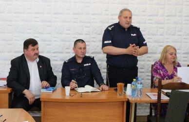 Posterunek policji powraca do gminy Rozprza!