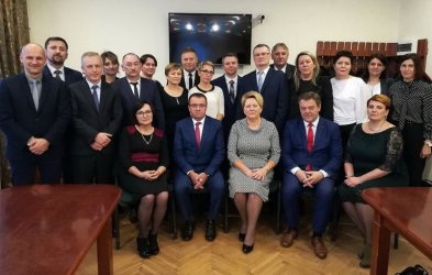Wola Krzysztoporska: Nowa Rada Gminy już pracuje