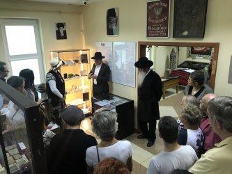 Żydowska wystawa w wolborskim Muzeum