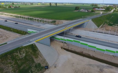 Budowa A1. Oddają kolejne wiadukty