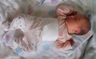 Wyprawka dla pierwszej piotrkowianki urodzonej w 2021 roku