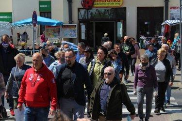 Kupcy będą protestować w centrum Piotrkowa