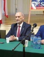 Antoni Macierewicz jedynką PIS w okręgu piotrkowskim