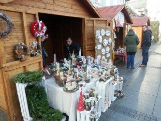 W sobotę rusza świąteczny jarmark