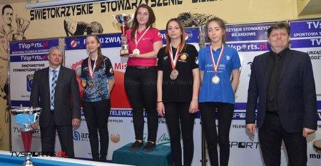Trzy brązowe medale podczas mistrzostw Polski