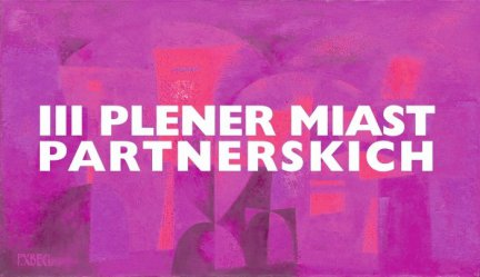 III edycja Pleneru Miast Partnerskich