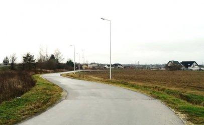 Nowe oświetlenie w 9 miejscowościach gminy Wola Krzysztoporska