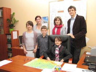 Zmiana dyrektora szkoły w Moszczenicy... tylko na jeden dzień