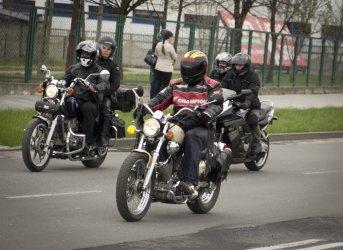 Kilkuset motocyklistów rozpoczęło sezon