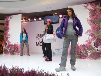 Tłumy na jesiennych pokazach mody w Focus Mall