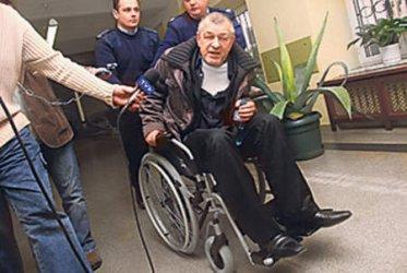 Piotrków: Łyżwiński w sądzie na wózku