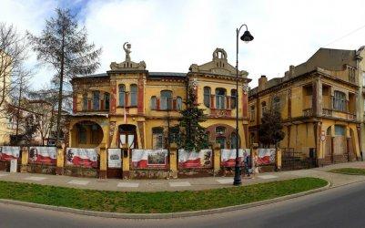 Odkrywamy znane i nieznane - Willa Wanda w Piotrkowie