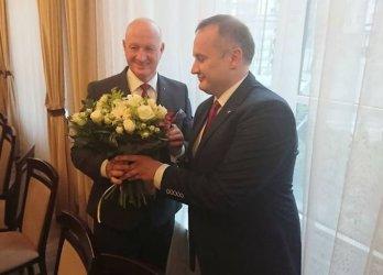 Piotr Wojtysiak nowym starostą piotrkowskim (AKTUALIZACJA. VIDEO)
