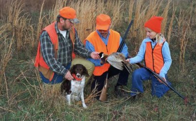 Co dalej z zakazem udziału dzieci w polowaniach?