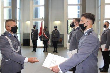2 nowych komisarzy w KMP w Piotrkowie