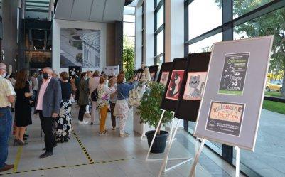 Wystawa Elżbiety Makagon w Mediatece