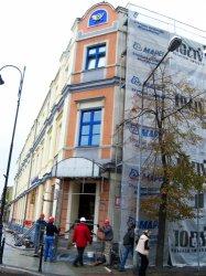Słowackiego: Piotrkowska poczta coraz ładniejsza