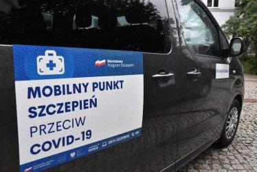 Szczepieniobusy zaparkują w regionie