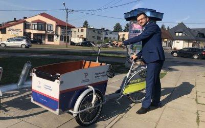 Lepiej późno niż wcale, piotrkowianie znów mogą korzystać z roweru miejskiego