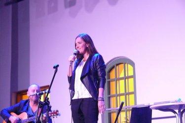 Dorota Miśkiewicz zaśpiewała nie tylko dla poetów