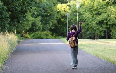 Piesi bezpieczniejsi na drodze, ale z ich winy ginie coraz więcej osób