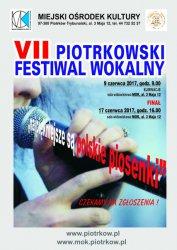 VII Piotrkowski Festiwal Wokalny – ruszają zapisy do konkursu