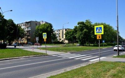 Kolejne aktywne przejście w Piotrkowie