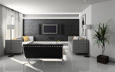 Jakie kolory płytek sprawdzą się w nowoczesnym salonie?