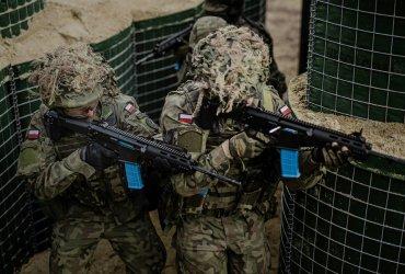 Największe szkolenie rotacyjne Terytorialsów w województwie łódzkim