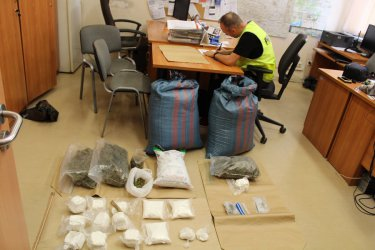 Narkotykowy biznes rozbity przez tomaszowskich policjantów
