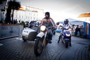 Piotrków: Motocykliści zakończyli sezon