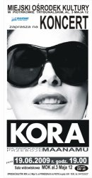 Koncert Kory w piotrkowskim MOK-u