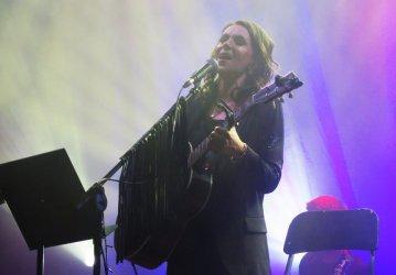 Kasia Kowalska zagrała w Piotrkowie