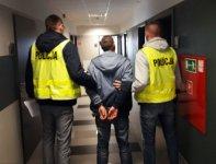 Amfetamina, konopie i krajanka tytoniowa w mieszkaniu 21-latka