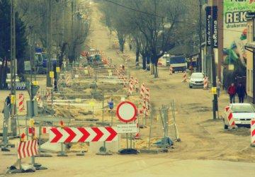 Sąsiednie miasto inwestuje w drogi