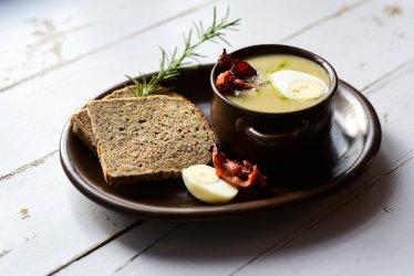 Mikołajki w restauracji Miód i Wino w Sulejowie