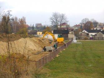 Gorzkowice: Modernizacja stadionu